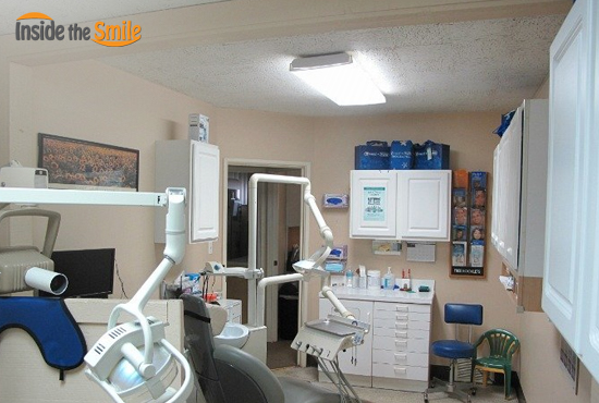 local dentist - Inside the smile